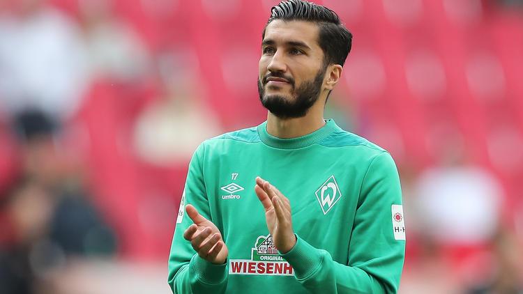 Nuri Sahin wechselte im Sommer vom BVB zu Werder Bremen