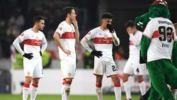 Der VfB Stuttgart steckt mitten im Abstiegskampf