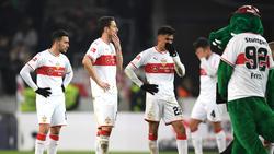 Beim VfB Stuttgart läuft derzeit einiges schief
