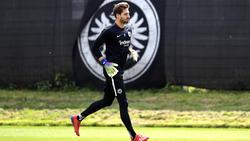 Kevin Trapp hofft auf einen Verbleib bei Eintracht Frankfurt