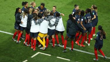 Frankreich feierte einen WM-Auftakt nach Maß