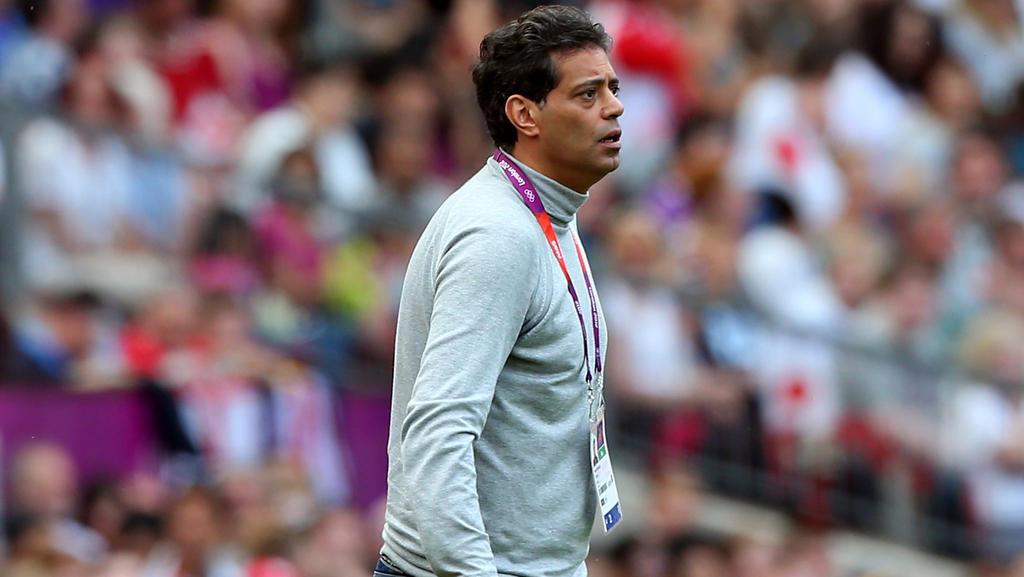 Früher Bundesliga-Profi, heute Co-Trainer des ägyptischen Nationalteams: Hany Ramzy