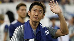 Shinji Kagawa spielte zweimal für den BVB