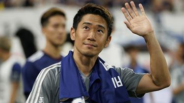 Shinji Kagawa ist von den Real-Fans euphorisch empfangen worden