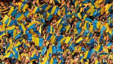 Braunschweiger Fans zündeten Pyrotechnik gegen Osnabrück