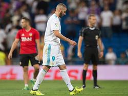 Karim Benzema droht eine lange Zwangspause