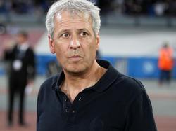 Lucien Favre wird voraussichtlich neuer Trainer bei Borussia Dortmund