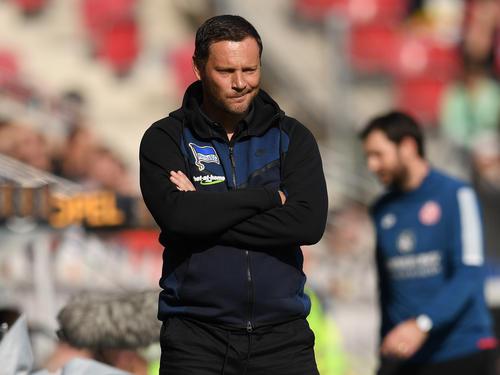 Pál Dárdai und Hertha BSC warten weiter auf den ersten Sieg in der Europa League