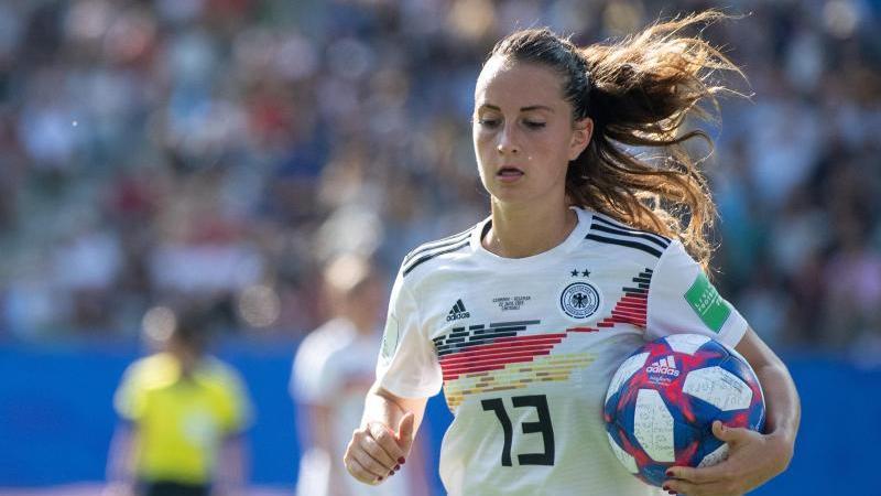 Kehrt in die DFB-Auswahl zurück: Sara Däbritz