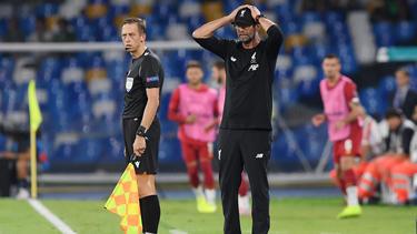 Fehlstart für Jürgen Klopp und den FC Liverpool