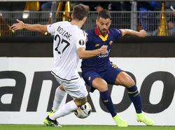 Novak gegen die Roma