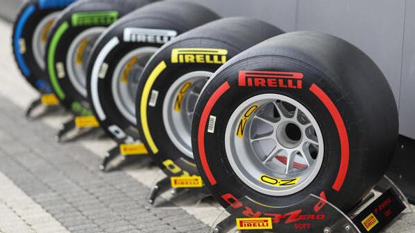 Noch ist unklar, welche Reifen Pirelli 2020 einsetzen wird