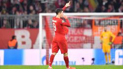Robert Lewandowski hat erneut für den FC Bayern getroffen