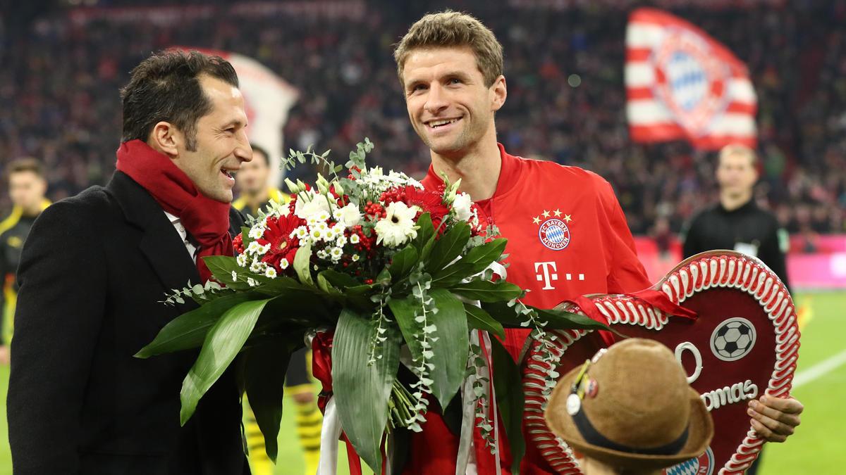 Thomas Müller hat für einen Rekord gesorgt