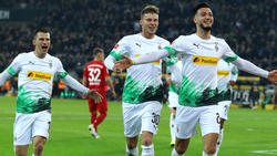 Gladbacher Heimstärke: Zuletzt musste in der Bundesliga der FC Bayern dran glauben