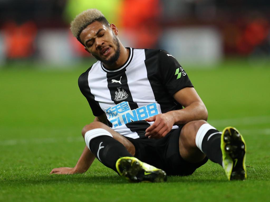 Ex-Rapidler Joelinton kommt bei Newcastle United nicht auf Touren