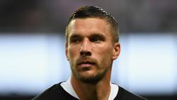 Lukas Podolski blickt in eine ungewisse Zukunft