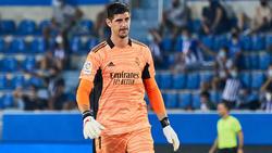 Thibaut Courtois bleibt Real Madrid erhalten