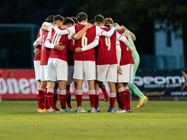 Österreichs U 17 siegte gegen die Färöer mit 2:0.
