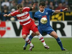 Podolski gegen Fabian