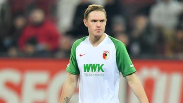 Fredrik Jensen erzielt zwei Treffer gegen Cercle Brügge