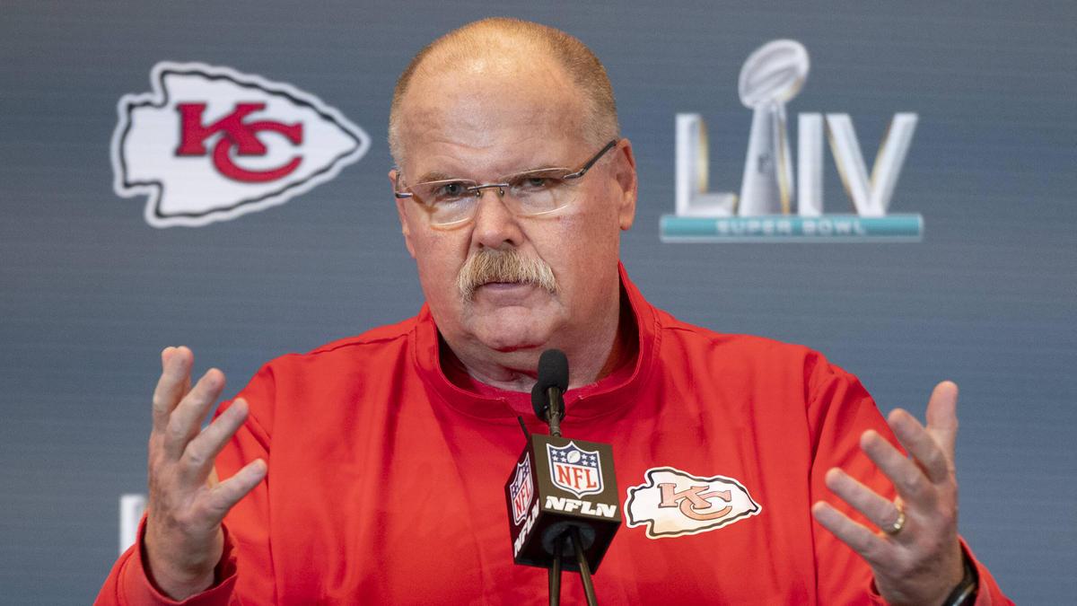 Andy Reid will seinen ersten Super-Bowl-Titel