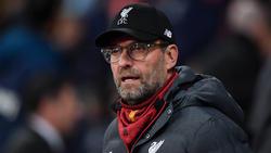 Jürgen Klopp lobte die junge Garde beim FC Liverpool