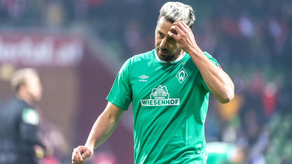 Werder Suspendiert Stürmer