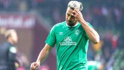 Fliegt Claudio Pizarro aus dem Werder-Kader?