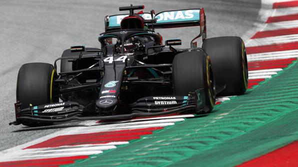 Mercedes darf das DAS-System einsetzen