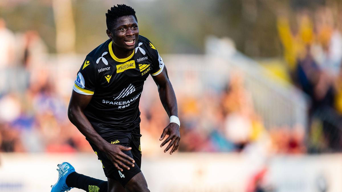 Der FC St. Pauli verpflichtet Afeez Aremu