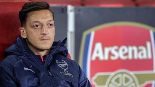 Mesut Özil wird vielleicht kein Spiel mehr für die Gunners bestreiten