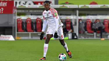 Treffsicher bei Mainz 05: Jean-Philippe Mateta