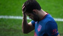 Diego Costa fehlt AtléticoMadrid auch gegen den FC Bayern