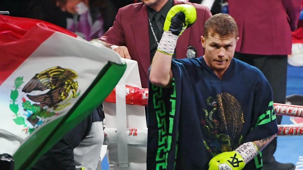 Saúl Álvarez hat die längste Kampfpause seiner Profikarriere mit einem Sieg beendet