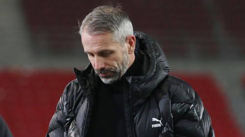 Marco Rose trifft mit Gladbach auf Werder Bremen