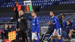 Der FC Schalke 04 schöpft seine Wechselmöglichkeiten selten voll aus