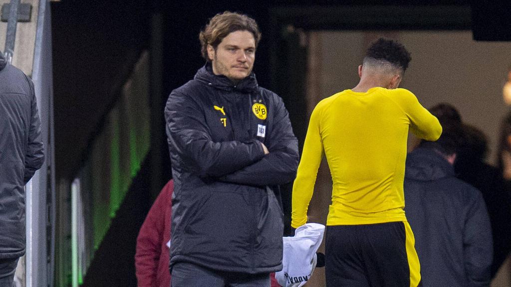 BVB   Verbleib von Edin Terzic bei Borussia Dortmund nur mangels Alternative? - sport.de