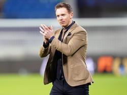 Julian Nagelsmann übernimmt das Traineramt beim FC Bayern München