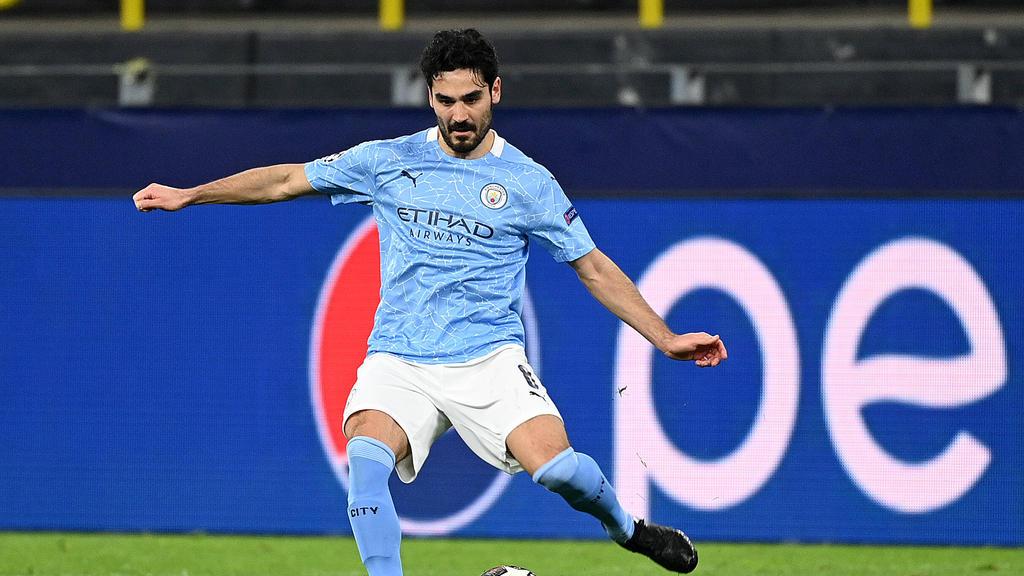 Ilkay Gündogan will mit Manchester City unbedingt die Champions League gewinnen