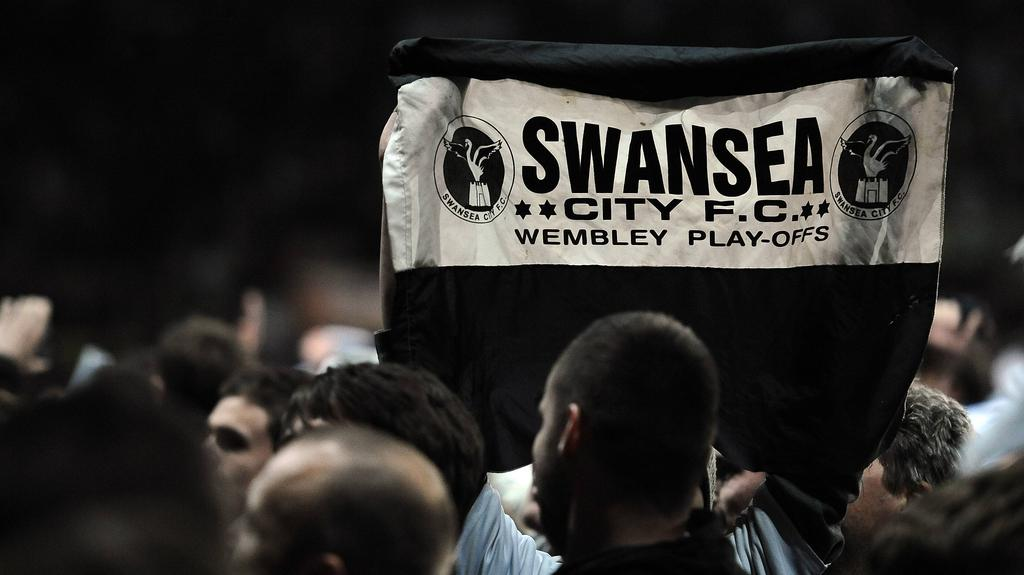 Swansea dankt seinen Fans