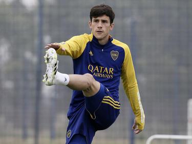 Nicolás Capaldo steht wohl vor einem Transfer nach Salzburg