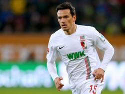 Piotr Trochowski wird dem FC Augsburg weiter fehlen