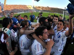 Auch in Uruguay ist ein Derbysieg das höchste der Gefühle
