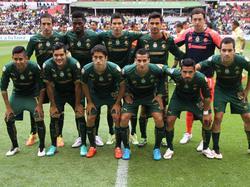 El Santos no pasó del empate ante los 'Tuzos'. (Foto: Imago)
