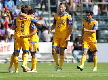 Tigres lidera el Grupo G de la Concacaf con seis unidades. (Foto: Imago)