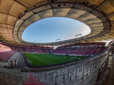 Die Mercedes Benz Arena ist das größte Stadion der U19-EM