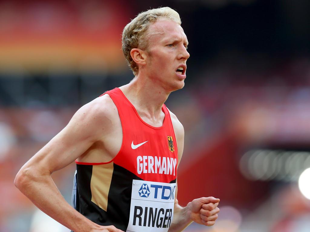 Richard Ringer holt sich EM-Bronze