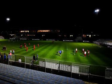 Der erste Flutlichtausfall gegen Liberec bleibt für die Admira ein Rätsel
