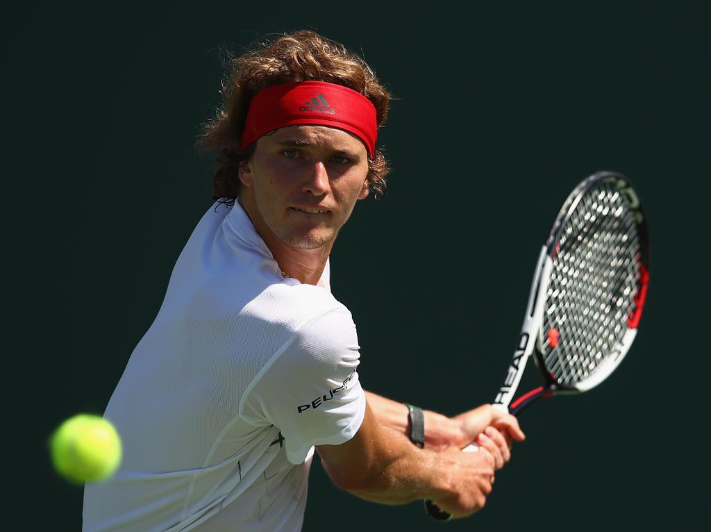 Zverev Eröffnet Davis Cup Viertelfinale Gegen Ferrer